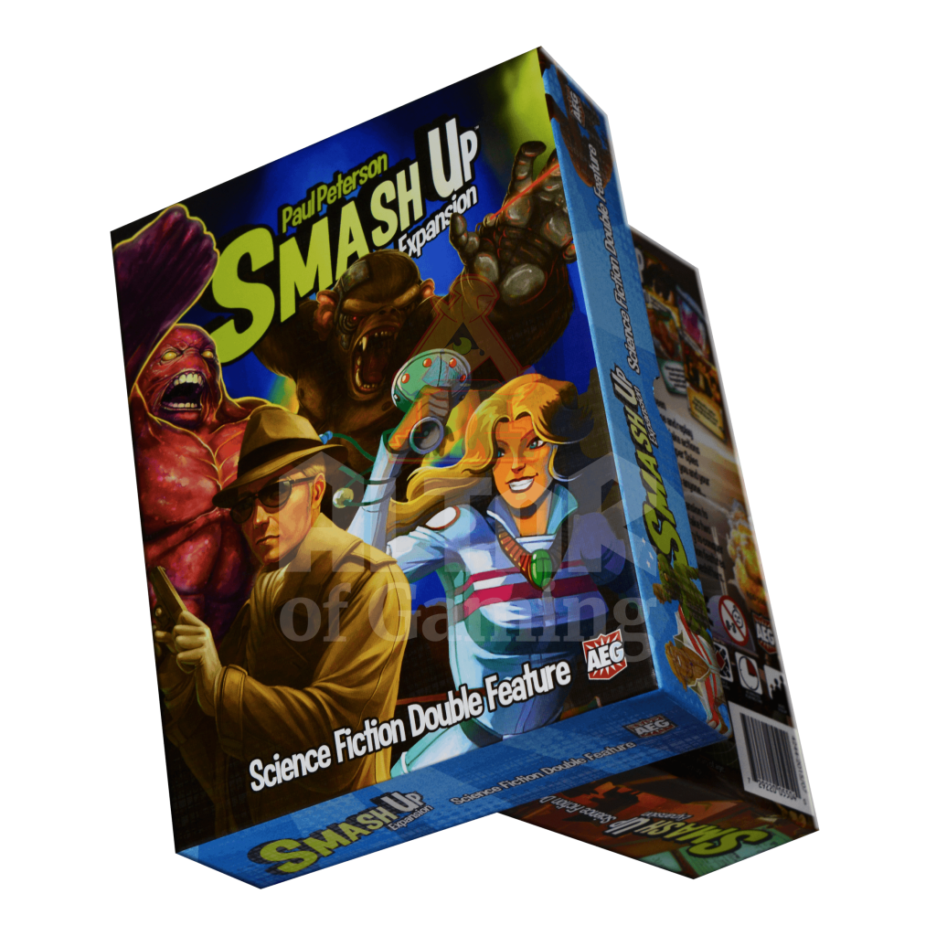 Science Fiction Double Feature - Smash Up Expansion | Altar of Gaming
