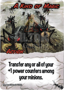 A Kind of Magic - Smash Up Card - Giant Ants | Altar of Gaming