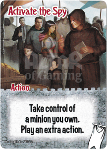Activate the Spy - Smash Up Card - Ignobles | Altar of Gaming