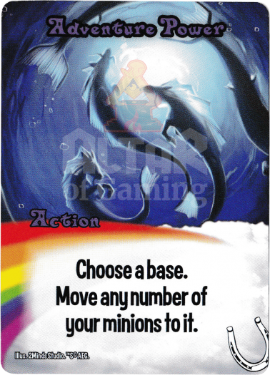 Adventure Power - Mythic Horses - Smash Up Card | Altar of Gaming