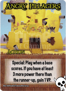 Angry Pillagers - Smash Up Card - Orcs | Altar of Gaming