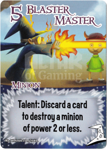 Blaster Master - Smash Up Card - Mages | Altar of Gaming