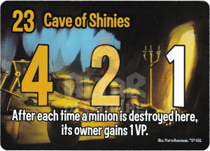 Cave of Shinies - Smash Up Card - Tricksters | Altar of Gaming