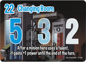 Changing Room - Smash Up Card - Changerbots | Altar of Gaming