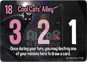 Cool Cats' Alley - Smash Up Card - Kitty Cats | Altar of Gaming