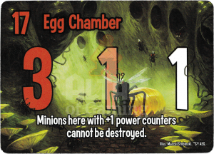 Egg Chamber - Smash Up Card - Giant Ants | Altar of Gaming