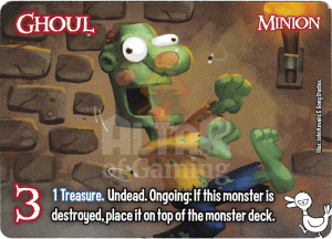 Ghoul - Smash Up Card - Monsters | Altar of Gaming