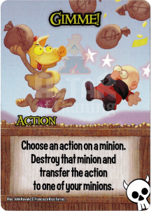 Gimme! - Smash Up Card - Orcs | Altar of Gaming