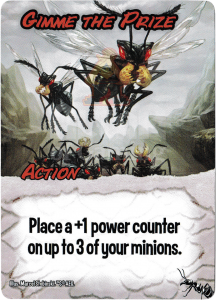 Gimme the Prize - Smash Up Card - Giant Ants | Altar of Gaming