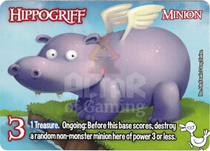 Hippogriff - Smash Up Card - Monsters | Altar of Gaming