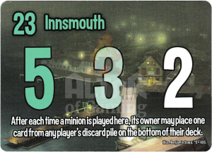 Innsmouth - Smash Up Card - Innsmouth | Altar of Gaming