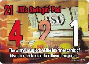 ISI's Swingin' Pad - Smash Up Card - Super Spies | Altar of Gaming