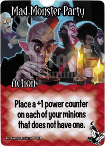 Mad Monster Party - Smash Up Card - Vampires | Altar of Gaming