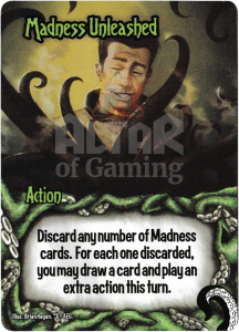 Madness Unleashed - Smash Up Card - Minions of Cthulhu | Altar of Gaming