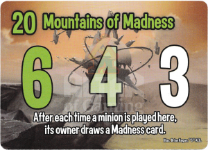Mountains of Madness - Smash Up Card - Minions of Cthulhu | Altar of Gaming