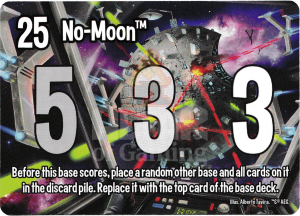 No-Moon™ - Smash Up Card - Astroknights | Altar of Gaming
