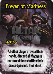 Power of Madness - Smash Up Card - Elder Things | Altar of Gaming