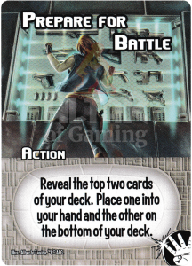 Prepare for Battle - Smash Up Card - Astroknights | Altar of Gaming