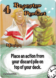 Repeater Perfect - Smash Up Card - Time Travelers | Altar of Gaming