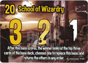 School of Wizardry - Smash Up Card - Wizards | Altar of Gaming