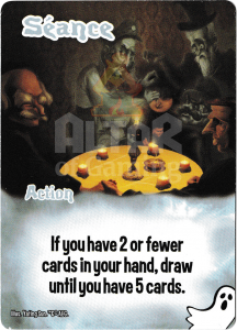 Seance - Smash Up Card - Ghosts | Altar of Gaming
