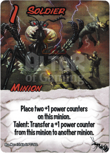 Soldier - Smash Up Card - Giant Ants   Altar of Gaming