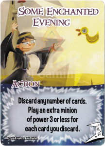 Some Enchanted Evening - Smash Up Card - Mages | Altar of Gaming