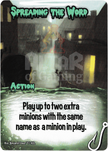 Spreading the Word - Smash Up Card - Innsmouth | Altar of Gaming