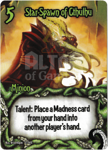 Star-Spawn of Cthulhu - Smash Up Card - Minions of Cthulhu | Altar of Gaming