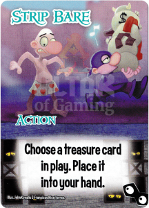 Strip Bare - Smash Up Card - Thieves   Altar of Gaming