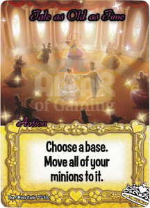 Tale as Old as Time - Smash Up Card - Princesses | Altar of Gaming