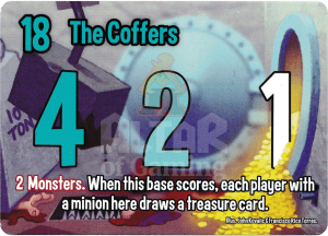 The Coffers - Smash Up Card - Thieves   Altar of Gaming