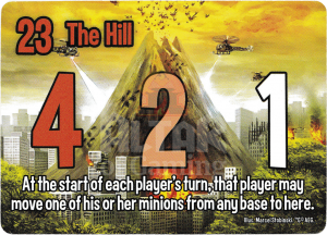The Hill - Smash Up Card - Giant Ants | Altar of Gaming