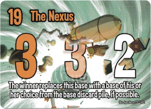 The Nexus - Smash Up Card - Time Travelers | Altar of Gaming
