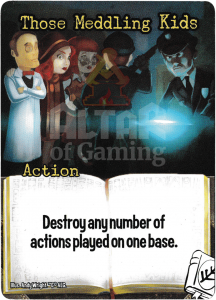 Those Meddling Kids - Smash Up Card - Miskatonic University | Altar of Gaming