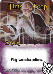 Time Loop - Smash Up Card - Wizards | Altar of Gaming