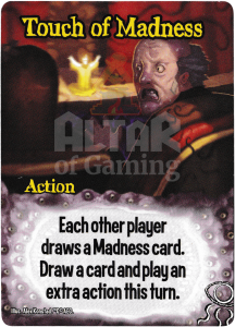 Touch of Madness - Smash Up Card - Elder Things | Altar of Gaming
