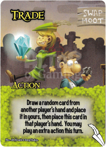 Trade - Smash Up Card - Elves | Altar of Gaming