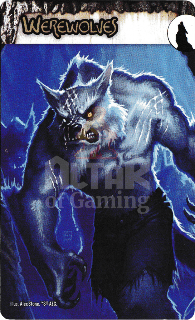 Werewolves - Smash Up Faction - Monster Smash | Altar of Gaming