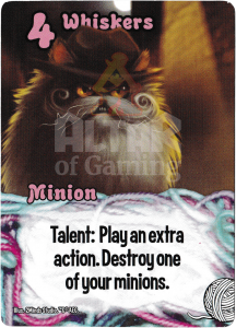 Whiskers - Smash Up Card - Kitty Cats | Altar of Gaming